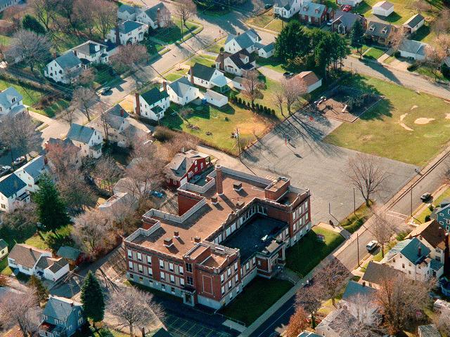 Daniel Worley School Demolition--Canton, Ohio - an album ...