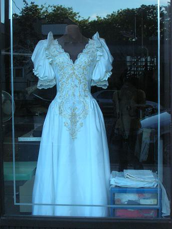Ugly Wedding Dress | Explore Love grows where Rosemary ...
