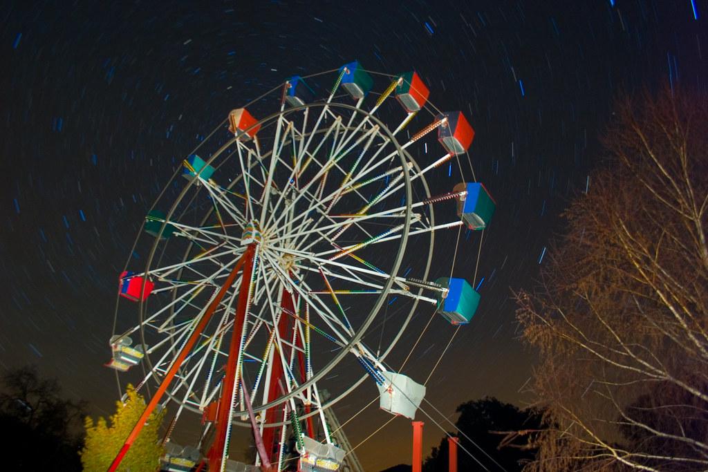 Neverland Ferris Wheel