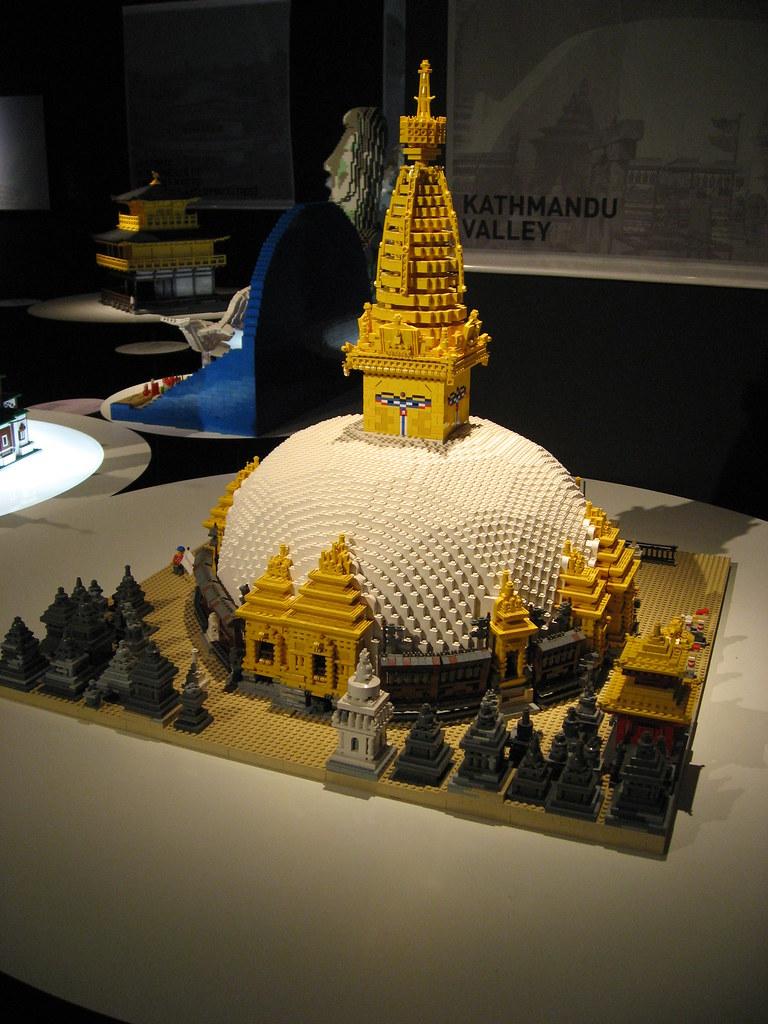 Έκθεση LEGO της Unesco για την επέτειο των 40 χρόνων της 2328537464_5c0430e677_b