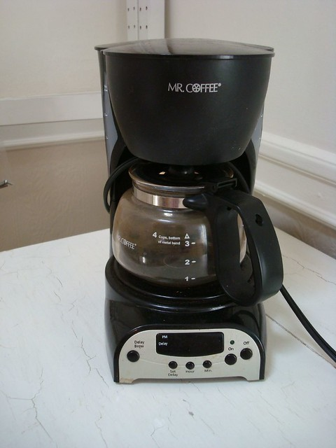 Coffee Maker Java Code : Mr. Coffee 4 Cup Coffee Maker - USD 10 Flickr - Photo Sharing!