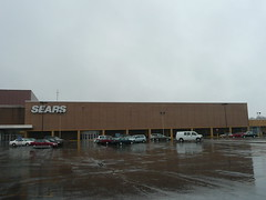 Overland Park, KS Metcalf South Shopping Center Sears