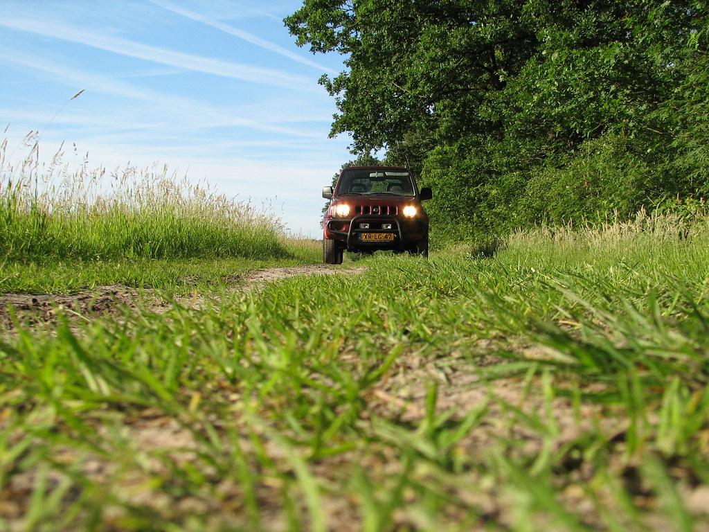 My Suzuki Jimny.