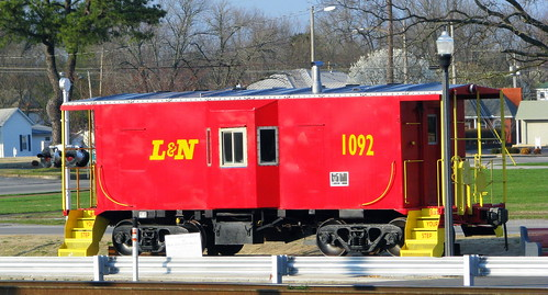 train tn tennessee caboose ln tullahoma 1092 coffeecounty bmok2