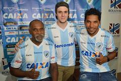 16-02-2017: Apresentação Brandão | Espaço Sócio Tubarão | Boulevard Londrina Shopping