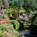 Bodnant Gardens, Conwy, Wales, UK | Bridge over River Hiraethlyn in Valley Garden (5 of 15)