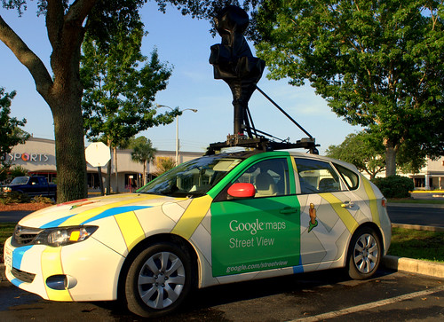 Googlemaps Visits Gainesville