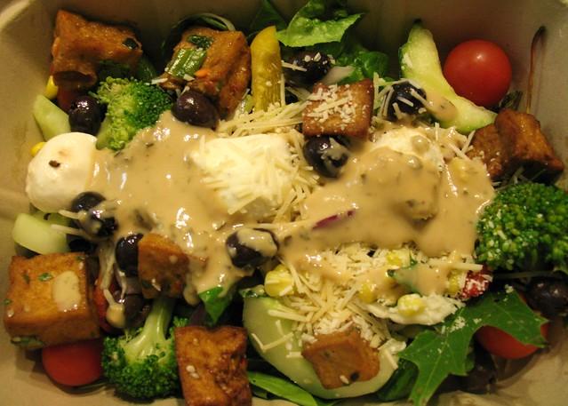 Whole Foods Broccoli Crunch Salad