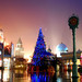 Everland Christmas night image