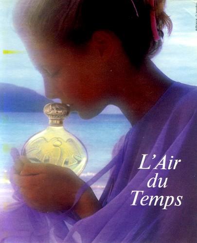 Nina Ricci, l'Air du Temps - ''Un parfum doit être source de rêve.''