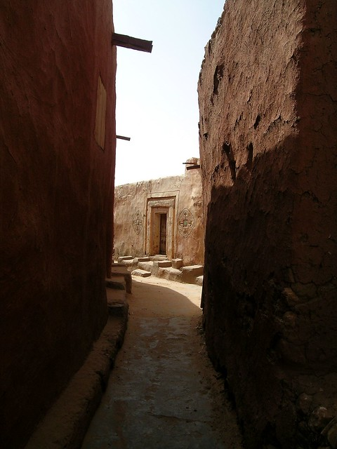 rue typique Oualata
