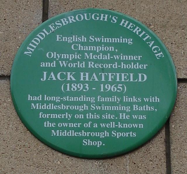 Jack Hatfield (1893 - 1965)