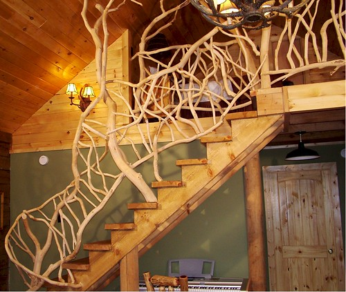 Mountain Laurel Staircase 2