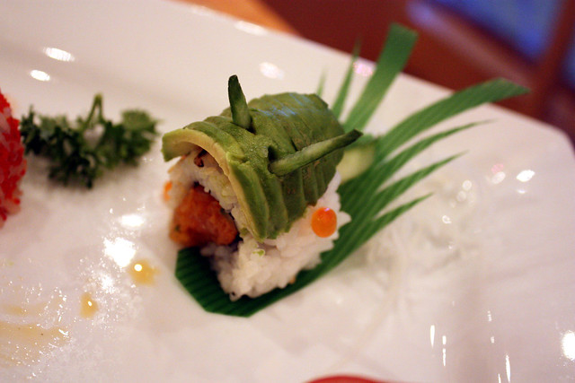 Caterpillar Roll @ Ichiban Sushi, Toronto | Flickr - Photo Sharing!