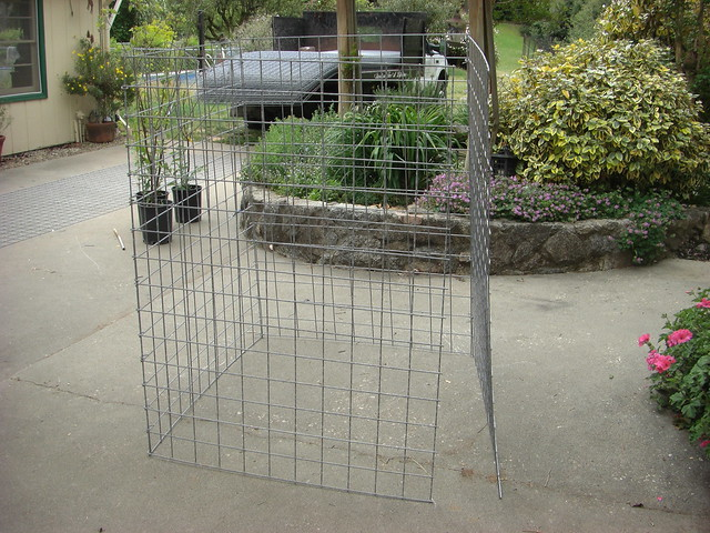 Deer Cage Flickr Photo Sharing