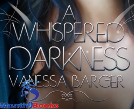 A WHISPERED DARKNESS Friday Reveal & Giveaway!
