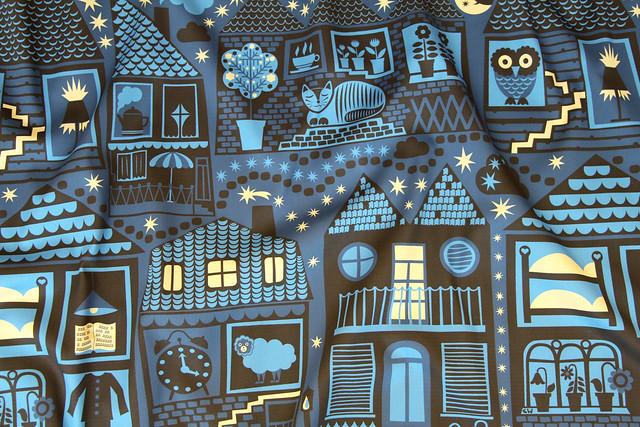 Bedtime Design Challenge Top Ten Winner: Dream Town by christinewitte