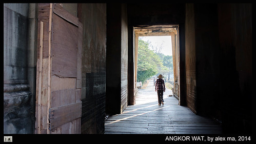 Enter the Angkor 1