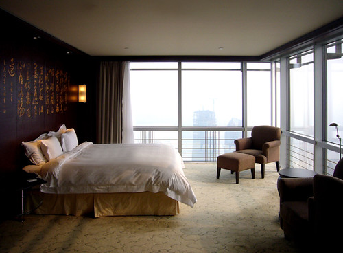 Room 6422: Grand Deluxe Room, Grand Hyatt Shanghai