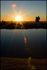 Earth, Water, City, Sun
