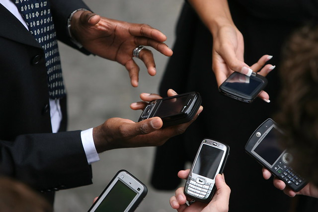 Device group shot outside 1