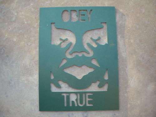 cnc machined stencil