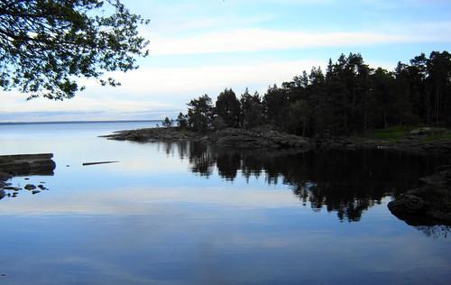 lake geotagged twilight sweden scandinavia picnik vänern västergötland feelsgood terrascania worldtrekker
