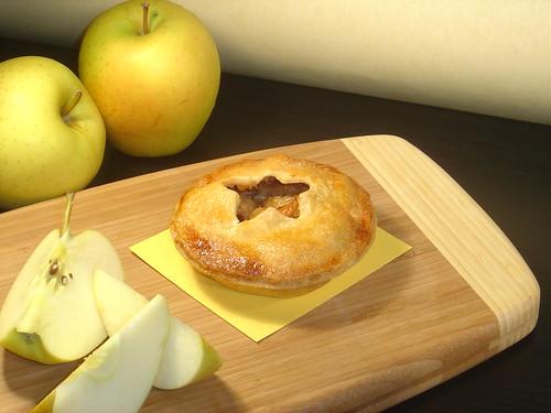 Ζεστή μηλόπιτα