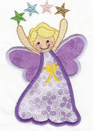 FAIRY RINGS APPLIQUE QUILT PATTERN 39 X 39 | eBay