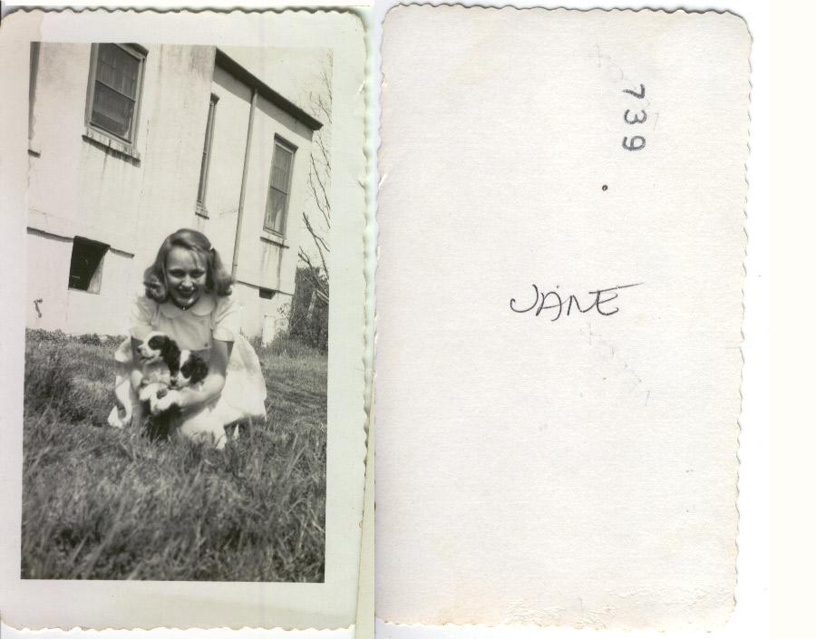 Grandma Jane
