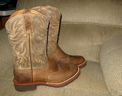 brown, footwear, shoe, leather, cowboy boot, tan, riding boot, boot,