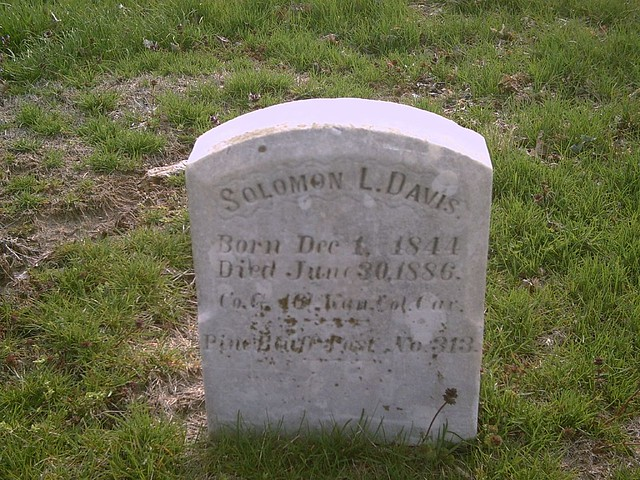 Header of l. davis