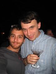Rafi and Mark