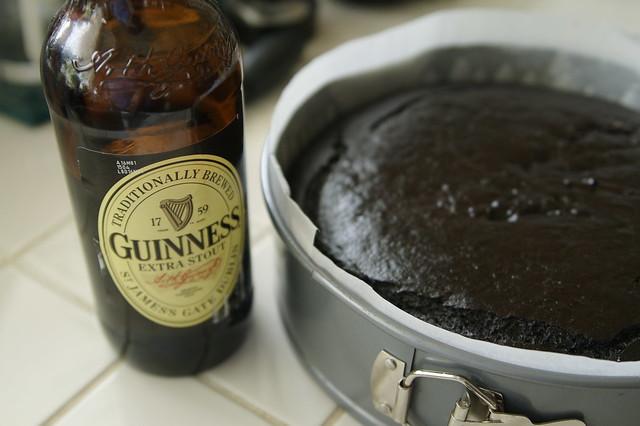 Guinness Cake ~ Recipe Courtesy of Nigella Lawson | Flickr - Photo ...