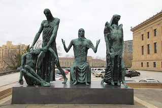 Philadelphia Museum of Art - sculpture