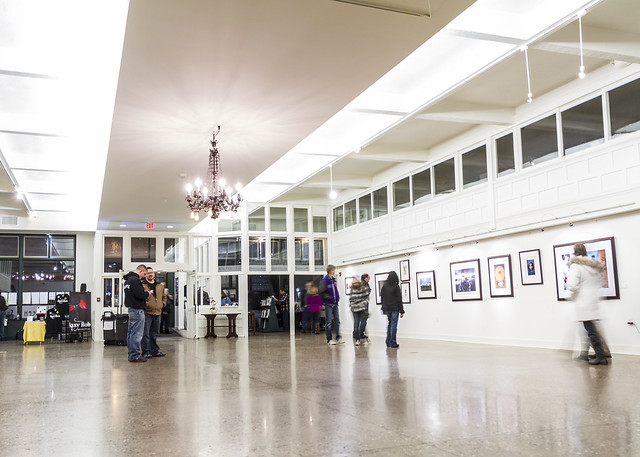 Joseph Saxton Gallery of Photography