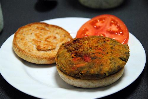 Lentil Burger 001r