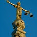 Lady Justice atop Old Bailey by jbparker