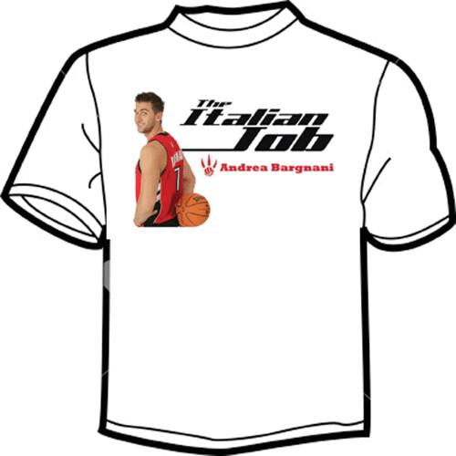 Raptors t-shirt contest - bargs