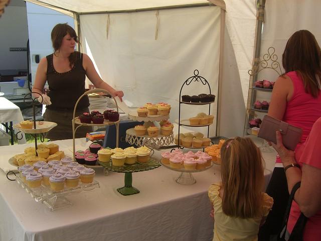 Easy Cake Stall Ideas