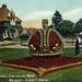 Coronation crown, Clarence Park, Weston-super-Mare