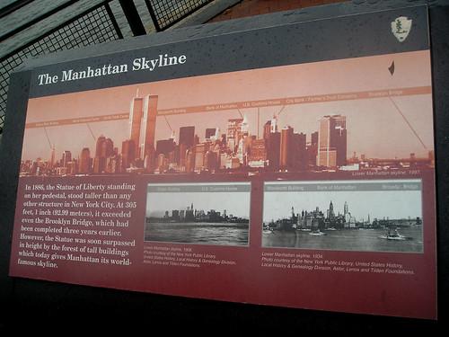 Skyline , antes