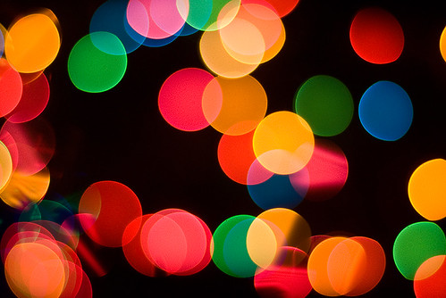 Photo:christmas lights By:George Deputee