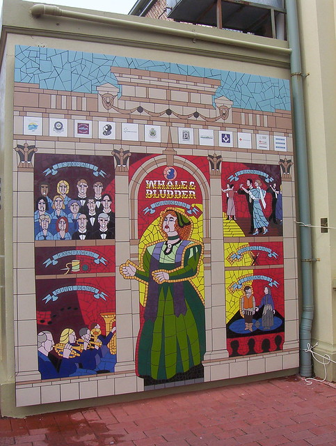 Victor Harbor mosaic