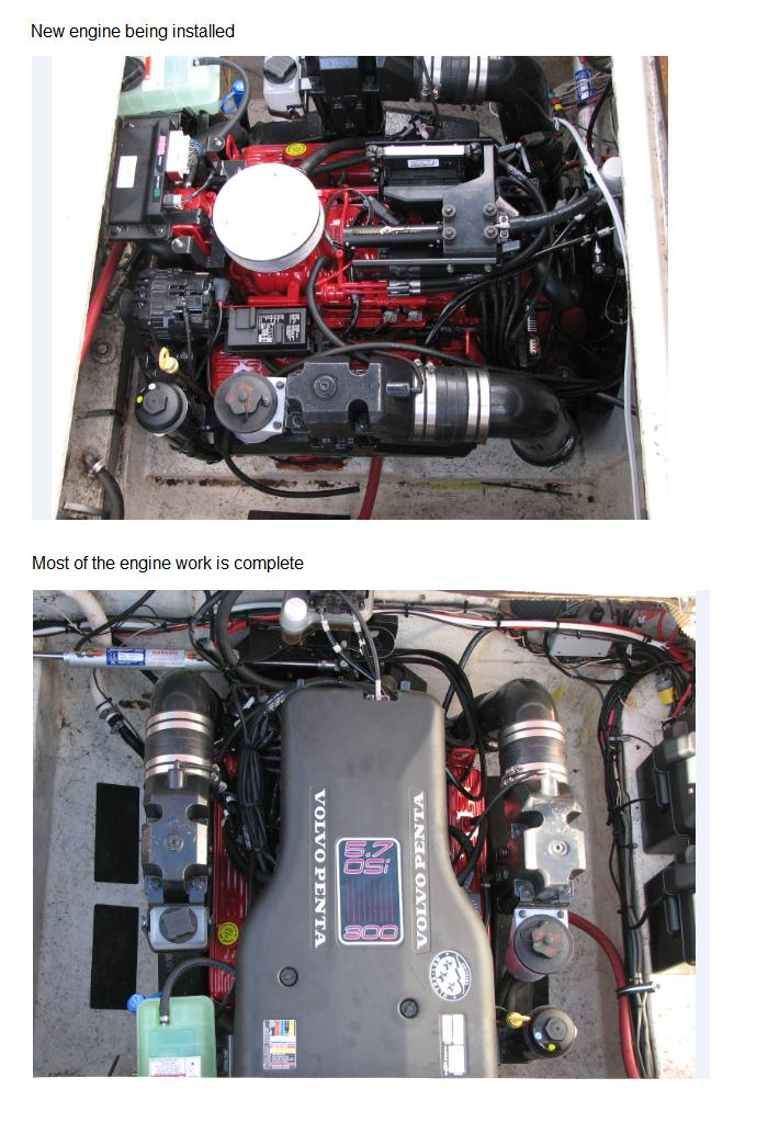 Volvo Penta Evc  Ec Engines