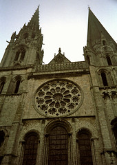 Chartres Cathedral, France