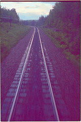Train Ride, Wentworth, June 1989
