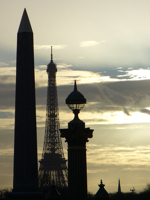 Eiffel tower por Vietnam_Pictures