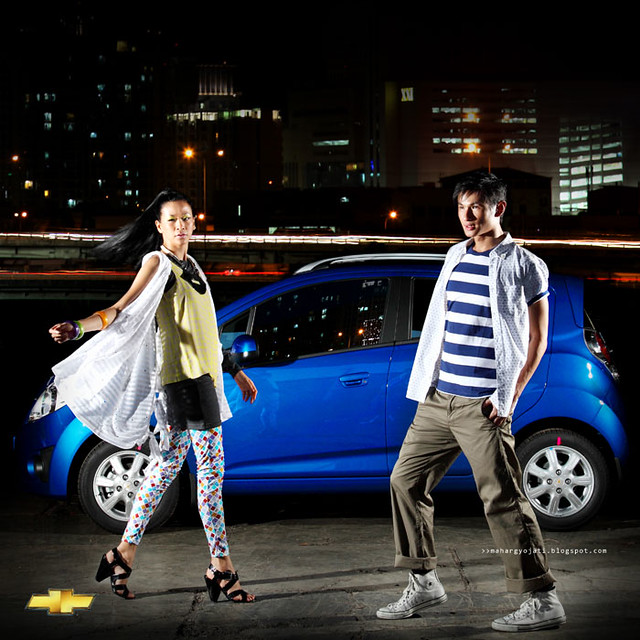 Chevy Spark Fashion Spread