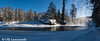 oulanka_river__february_kuusamo by Finnature Bird Photography - Nature Photography